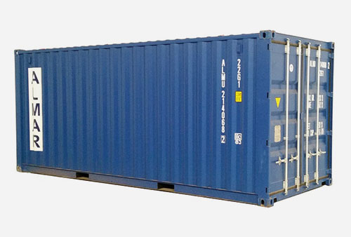 Dry Freight & Storage Containers - Almar Container Group
