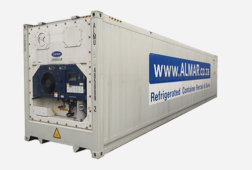 40ft Refrigerated Containers