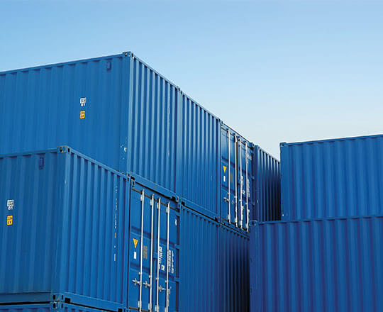 Dry Freight & Storage Containers