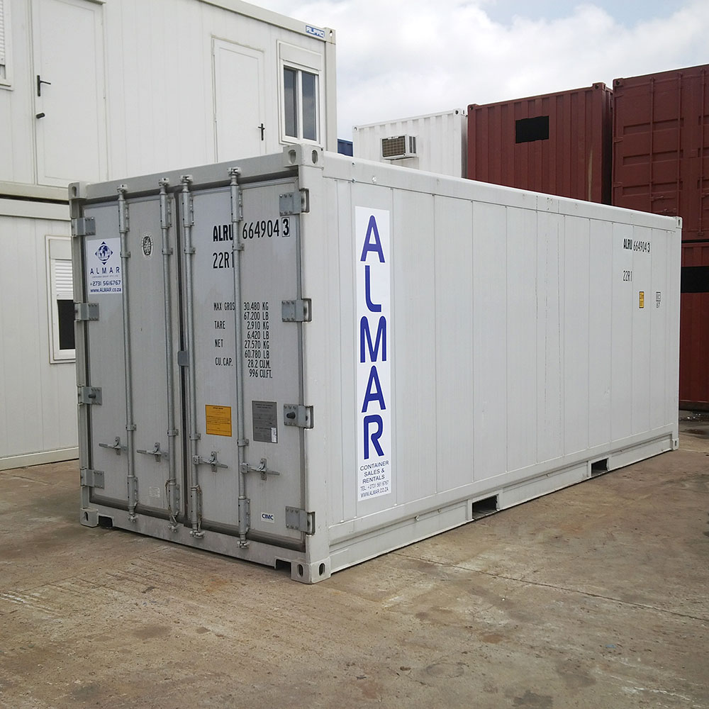 WFP 20ft Refrigerated Container