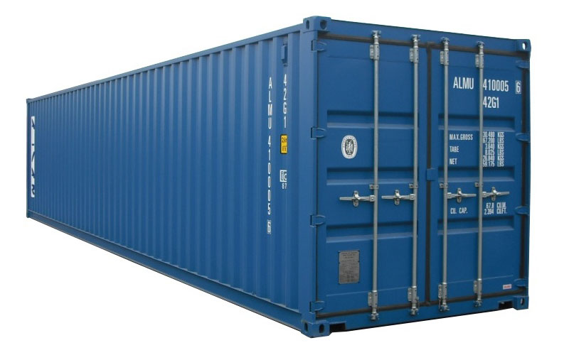 40ft Storage Container Al
