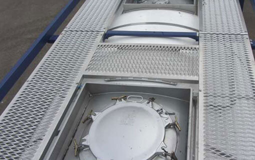 ISO Tank Container Manhole