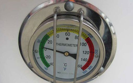 ISO Tank Container Thermometer
