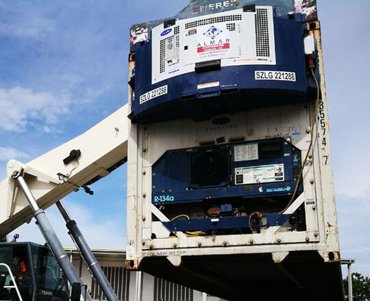 Container Gensets