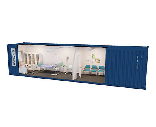 Clinic Containers