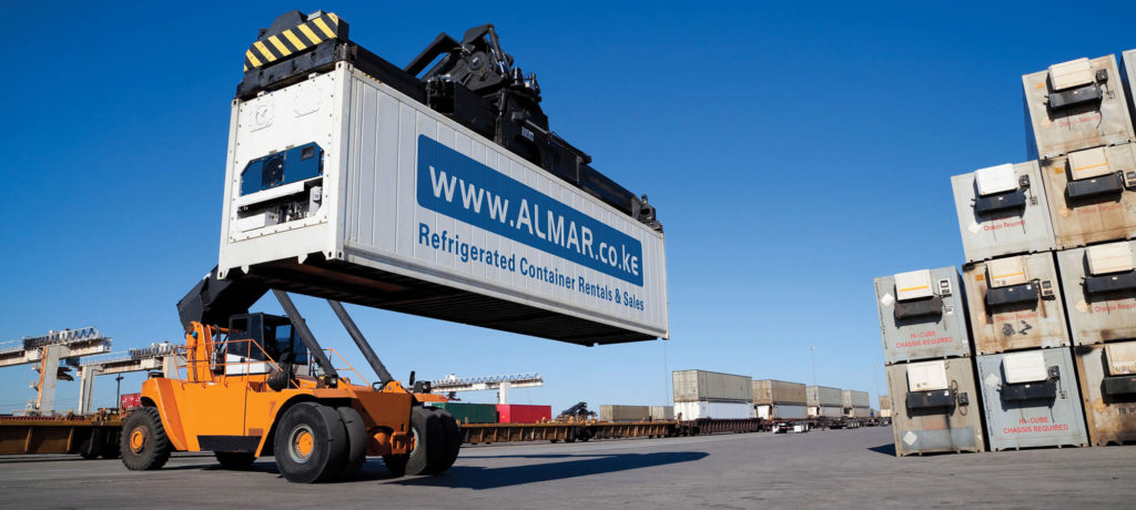 Refrigerated Containers for Cold Storage