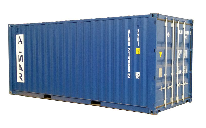 20ft Storage Container Rental