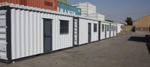 Container Conversions: Office Containers