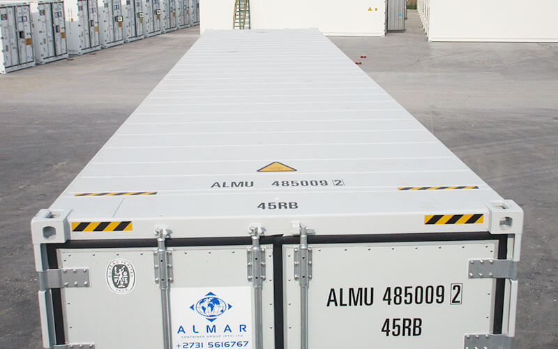 Refrigerated Container Rental