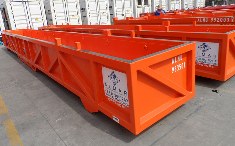 40ft Basket Container