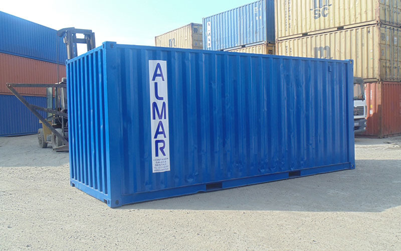 Shipping Container Prices >> Shipping Container Rental Prices Almar Containers