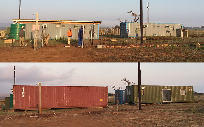Container Accommodation