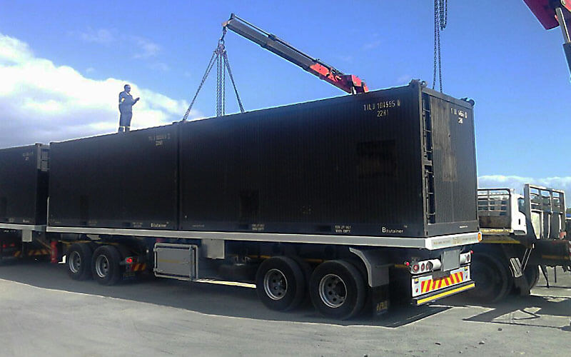 Mobile Containers for Sale