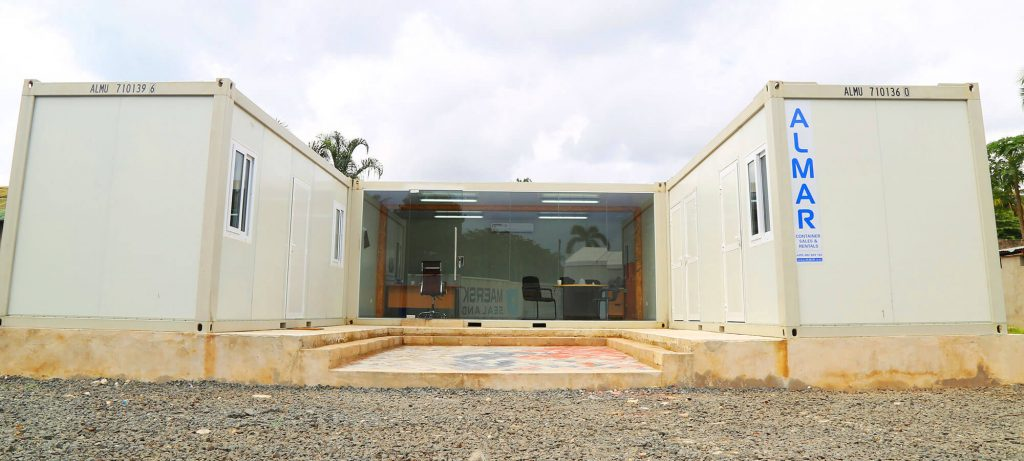 storage container conversions