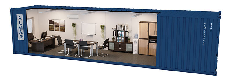Rental Office Containers