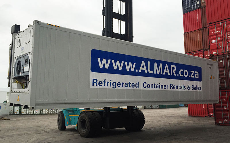 How Much A Refrigerated Container Costs