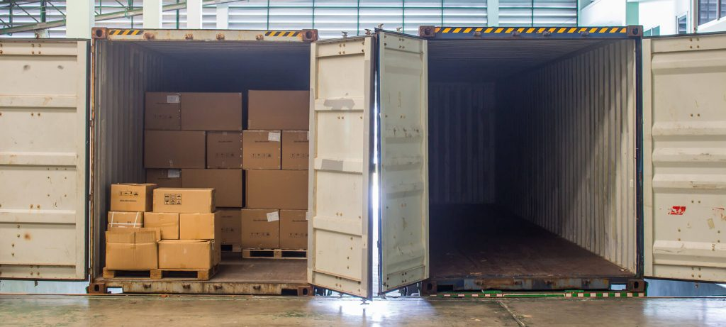Self Storage Shipping Containers for Sale