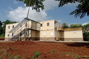 Flat Pack Office Containers Office Block - Kenya