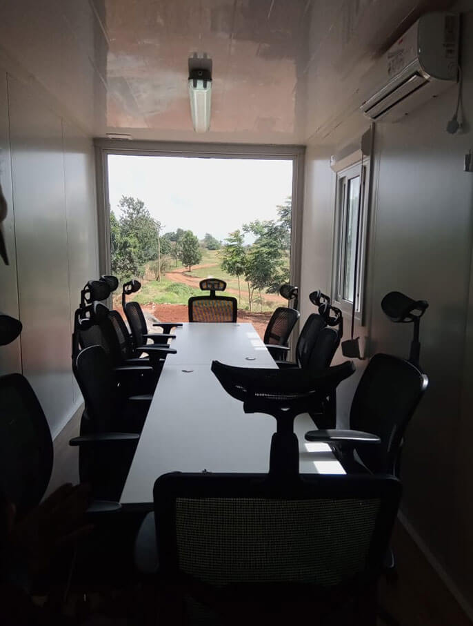 Office Containers - Kenya