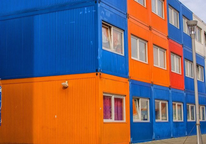low-cost-container-housing